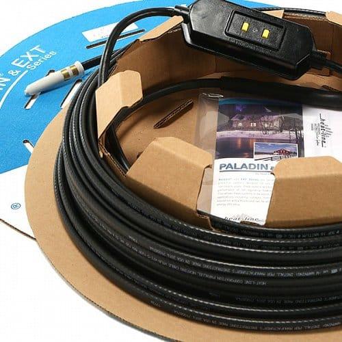Electric Heating Cables For Downspouts : Fil chauffant pour tuyau extérieur